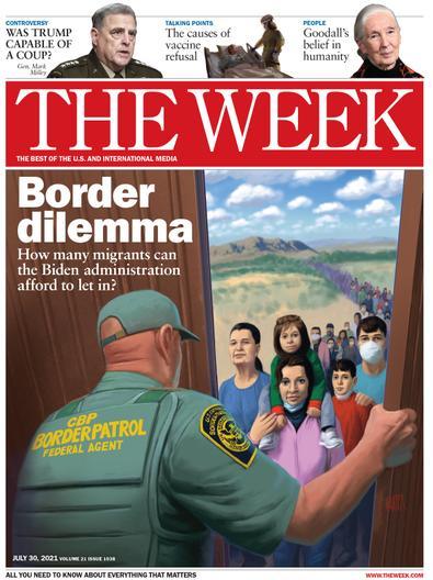 The Week Magazine digital cover