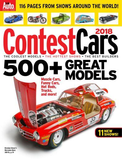 Contest Cars digital cover