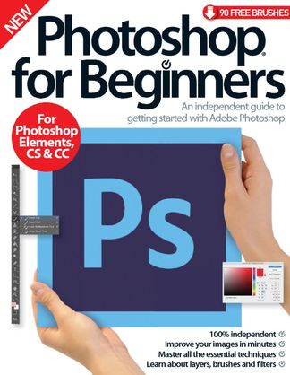Photoshop For Beginners 11th Edition digital cover