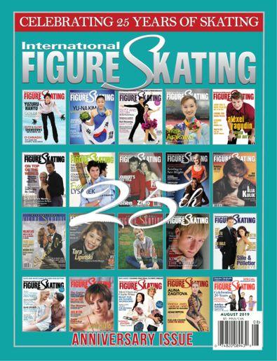 International Figure Skating digital cover