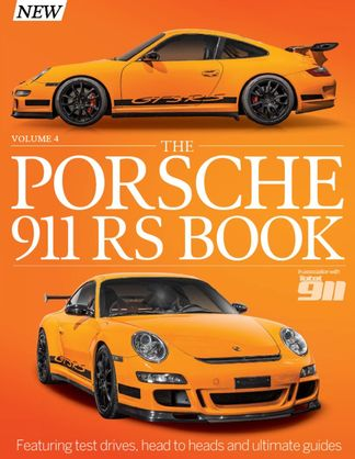 The Porsche 911 RS Book digital cover