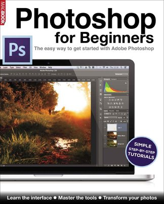 Photoshop for beginners digital cover