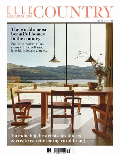 Elle Decoration Country digital cover