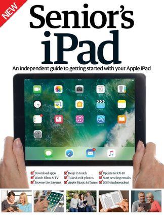 Senior's Edition: iPad digital cover