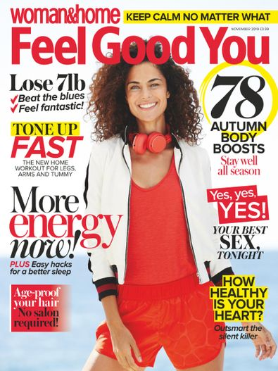 Woman & Home Feel Good You digital cover