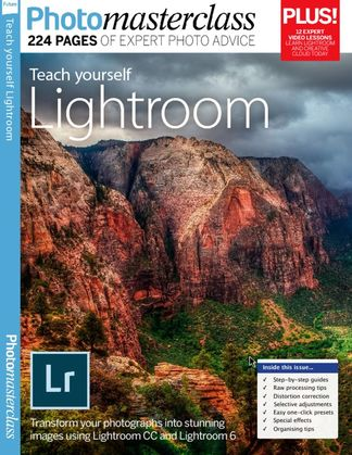 Teach Yourself Lightroom digital cover