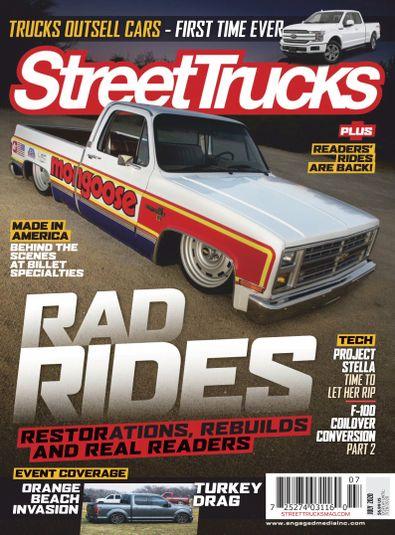 Street Trucks digital cover
