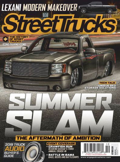 Street Trucks digital cover