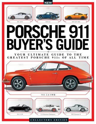 Porsche 911 Buyer's Guide digital cover