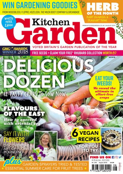Kitchen Garden digital cover