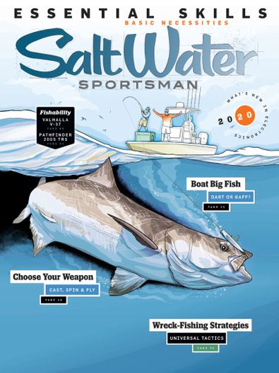 Salt Water Sportsman digital cover