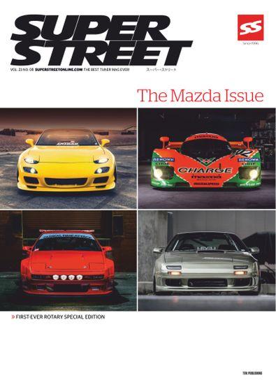 Super Street digital cover