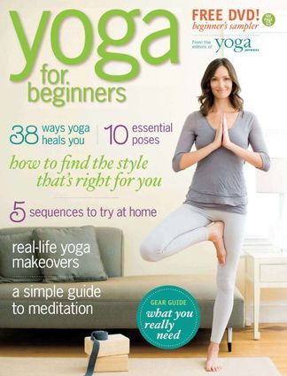 Yoga for Beginners digital cover