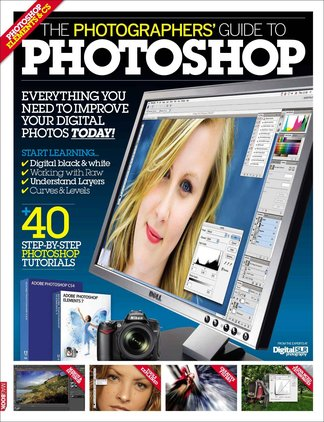 Photographers' Guide to Photoshop digital cover