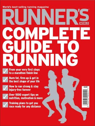 Runner's World Complete Guide to Running digital cover