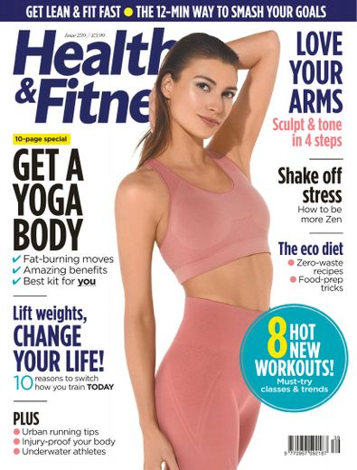 Health & Fitness digital cover