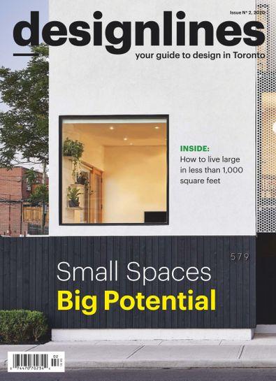 DESIGNLINES digital cover