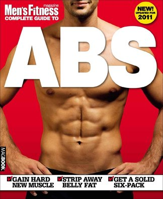 Men's Fitness Complete Guide to Abs 2nd edition digital cover