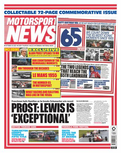 Motorsport News digital cover