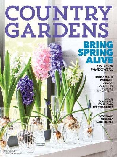 Country Gardens digital cover