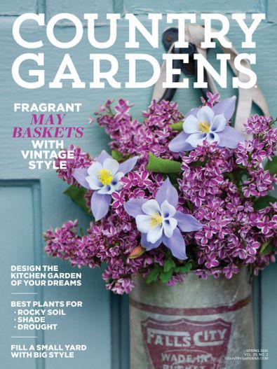 Country Gardens digital cover