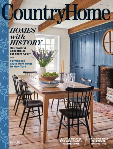 Country Home digital cover