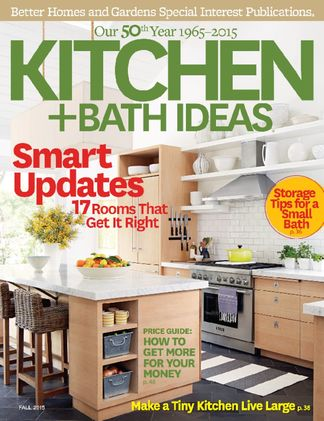 Kitchen and Bath Ideas digital subscription