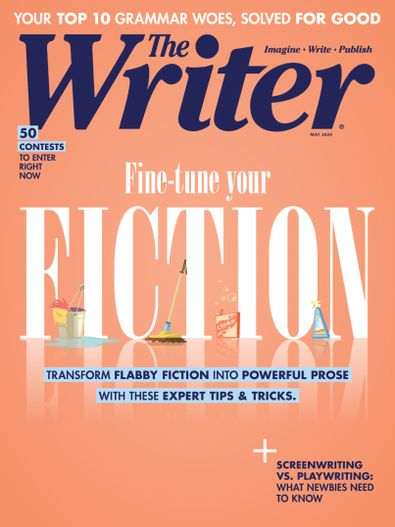 The Writer digital cover