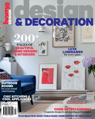Design and Decoration digital cover