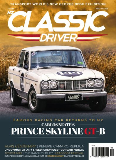 Classic Driver digital cover