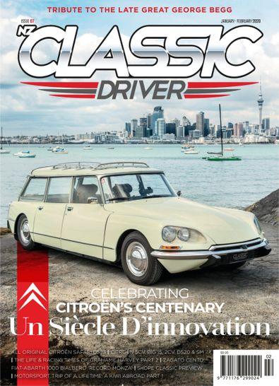 Classic Driver digital cover