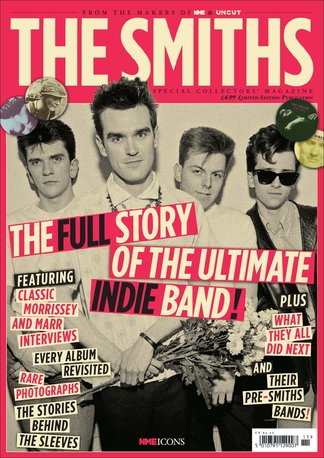 NME Icons: The Smiths digital cover