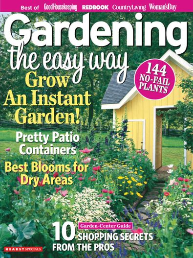 Gardening the Easy Way digital cover