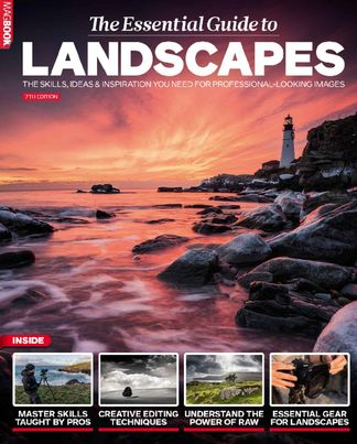 Essential Guide to Landscape Photography digital cover