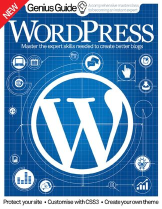 Wordpress Genius Guide digital cover