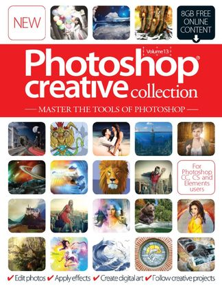 Photoshop Creative Collection digital cover