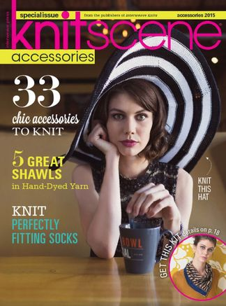 Knitscene Accessories digital cover