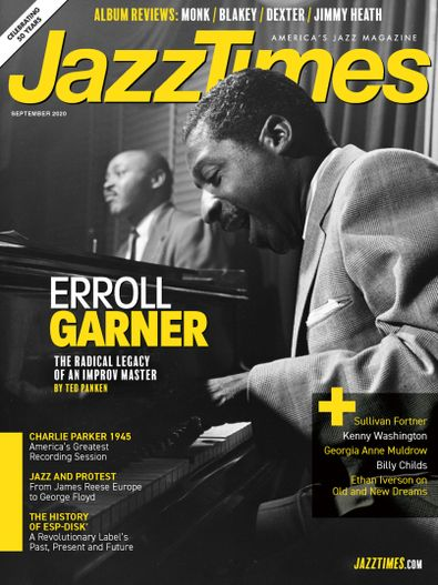 JazzTimes digital cover