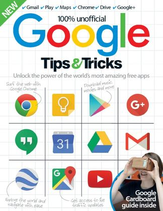 Google Tips & Tricks digital cover