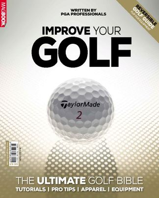 Improve Your Golf digital cover