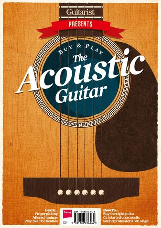 Guitarist Presents - Buy & Play The Acoustic Guita digital cover