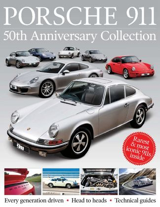 Porsche 911: 50th Anniversary Collection digital subscription