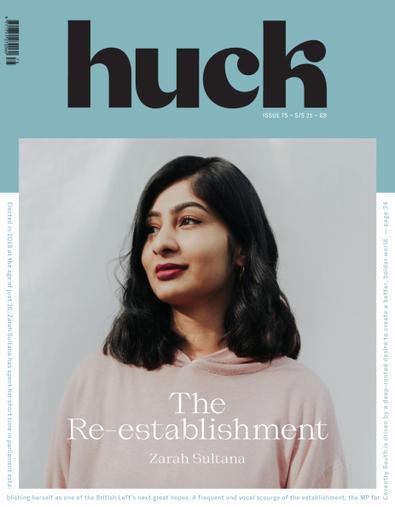 Huck digital cover