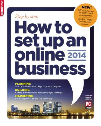 How to set up an online business 2014 digital cover