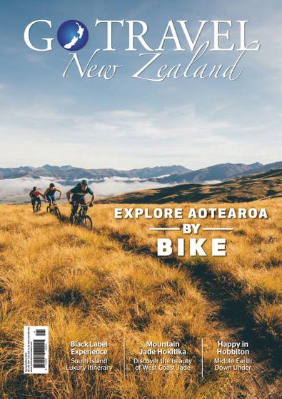 Go Travel New Zealand digital cover