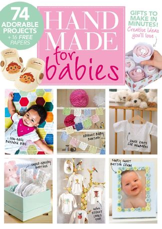 Handmade for Babies digital cover
