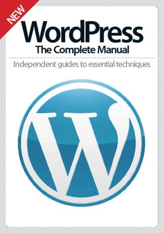 WordPress The Complete Manual digital cover