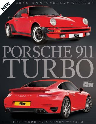 Porsche 911 Turbo 40th Anniversary Special Volume digital cover