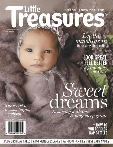 Little Treasures digital cover