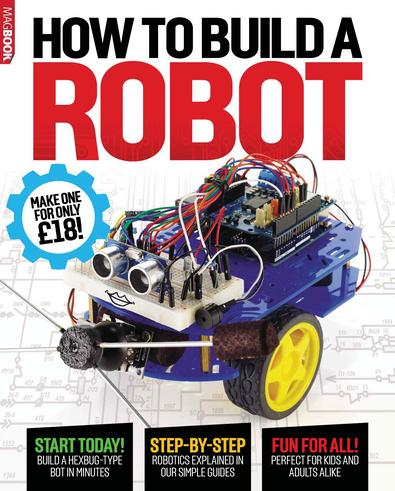 How to Build a Robot digital cover